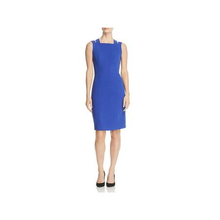 BOSS Hugo Boss Womens Daphima Sheath Special Occasion Cocktail Dress