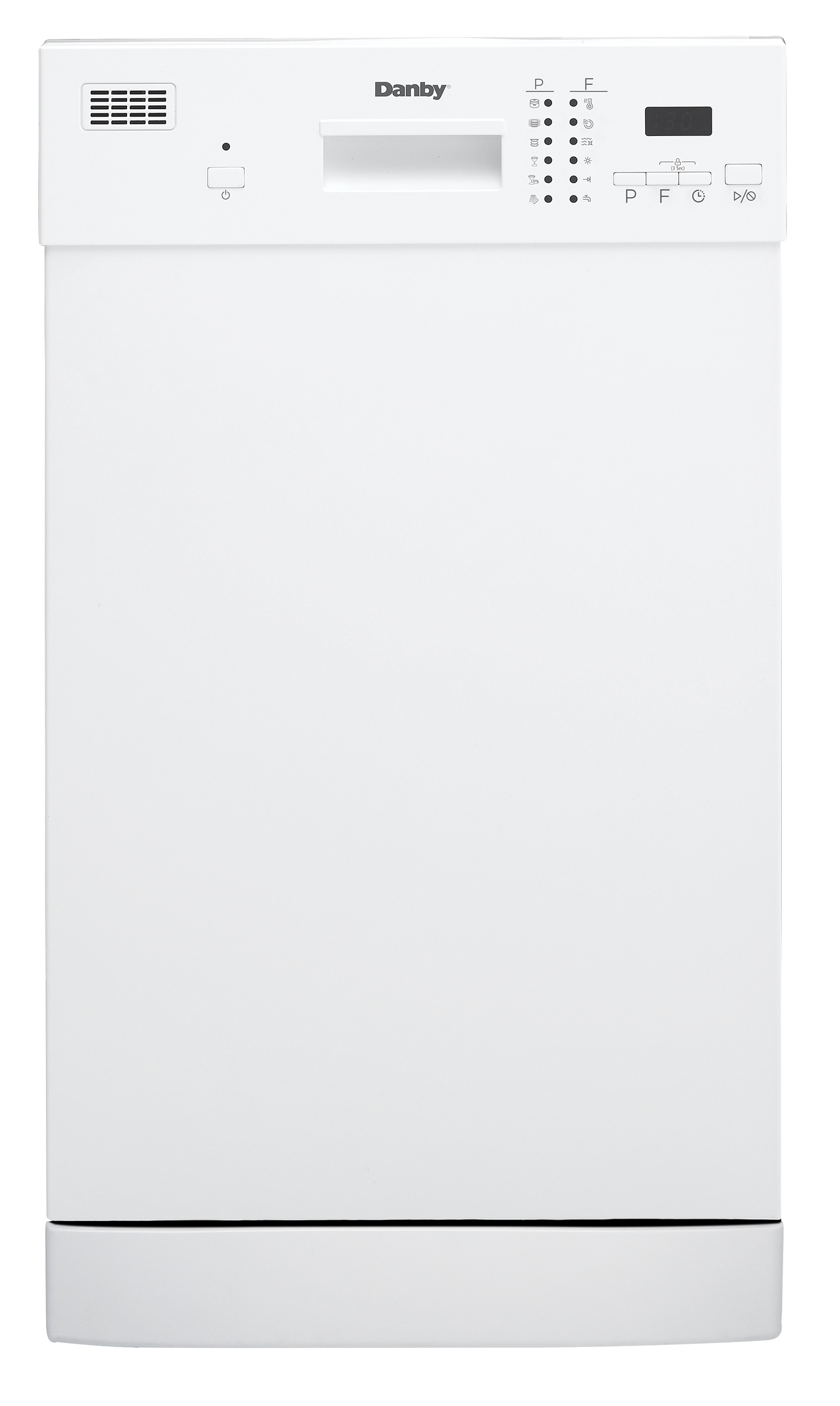 Product Image Danby 18 Built In Dishwasher In White