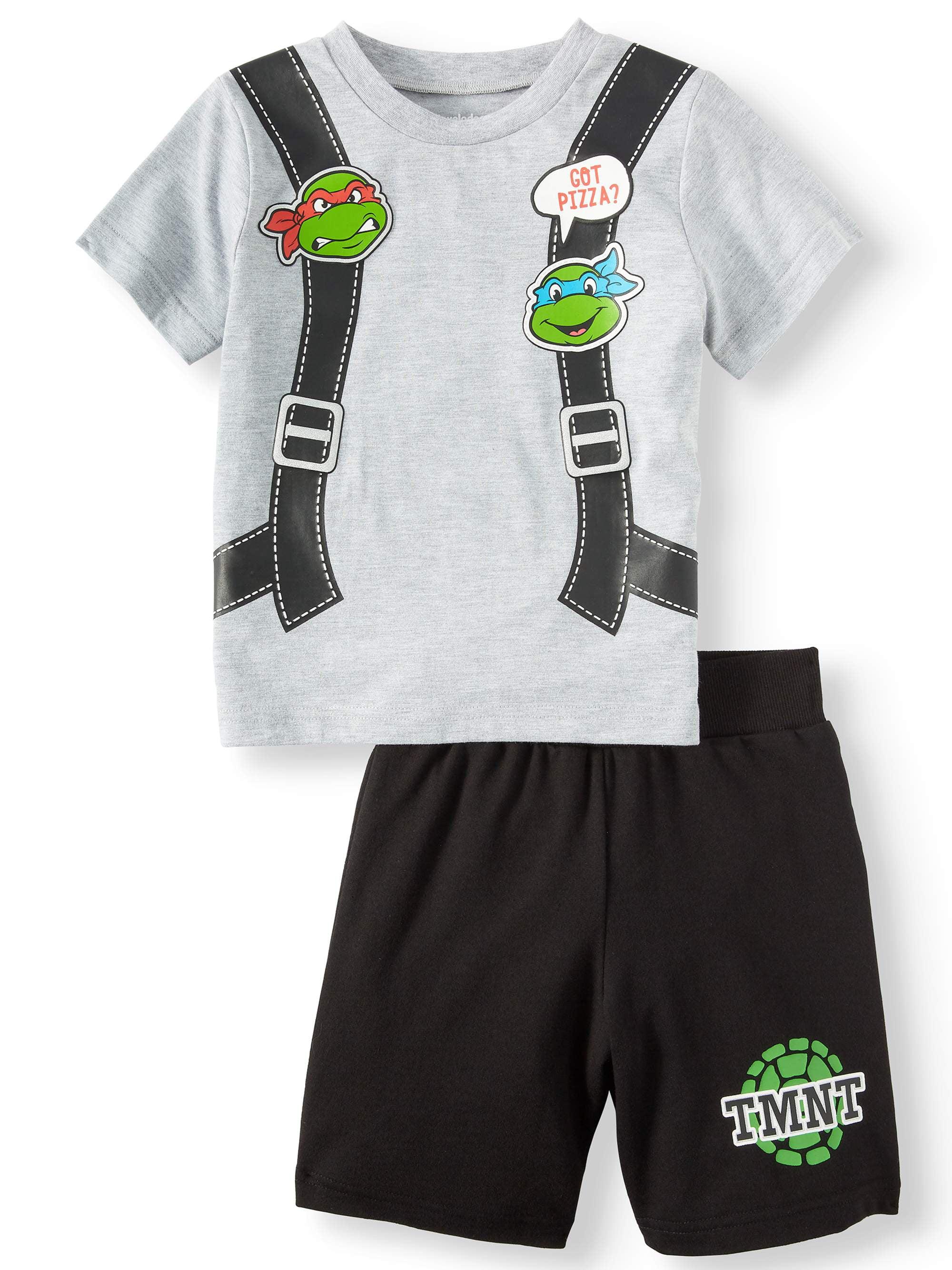 T-Shirt & Shorts, 2pc Outfit Set (Toddler Boys)