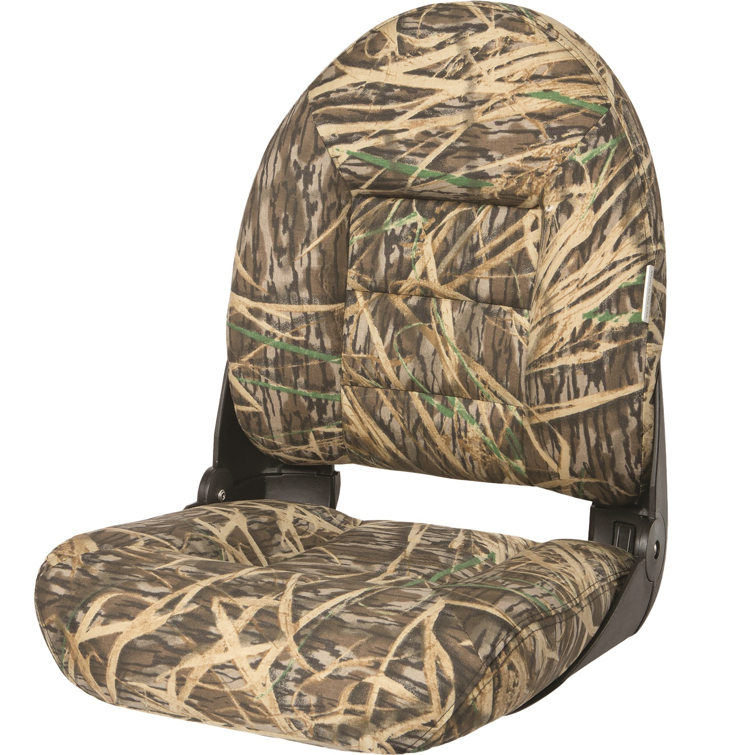 Tempress NaviStyle High Back Mossy Oak Shadowgrass Vinyl