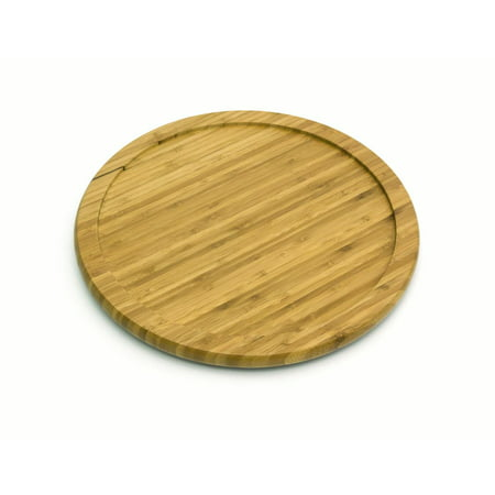 - Lipper Bamboo Single Turntable