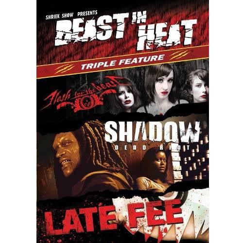 Beast In Heat Triple Feature