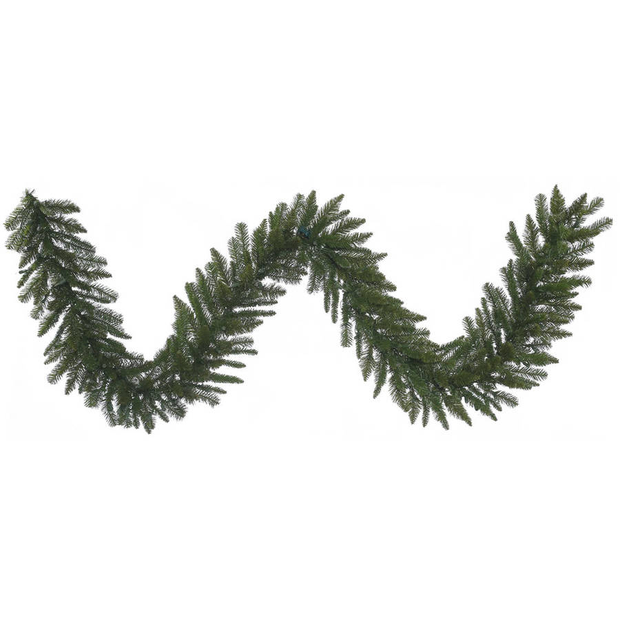 Vickerman 9' Durango Spruce Artificial Christmas Garland, Unlit
