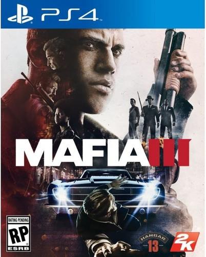 Mafia III, 2K, PlayStation 4, 710425476662 by TAKE 2 INTERACTIVE