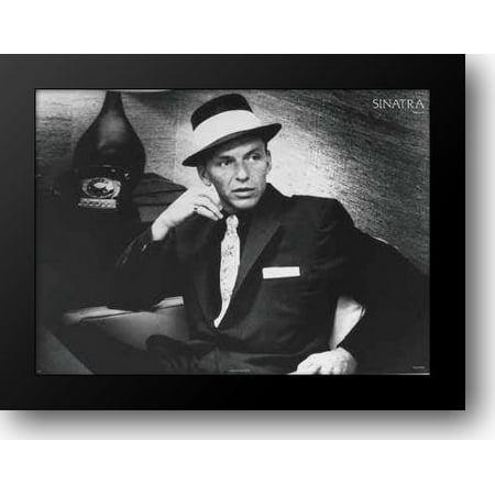 Frank Sinatra 32x24 Framed Art Print