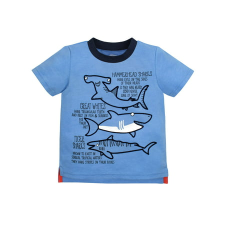 Graduates Baby Toddler Boy Short Sleeve Graphic T Shirt - Online Toddler Boutiques
