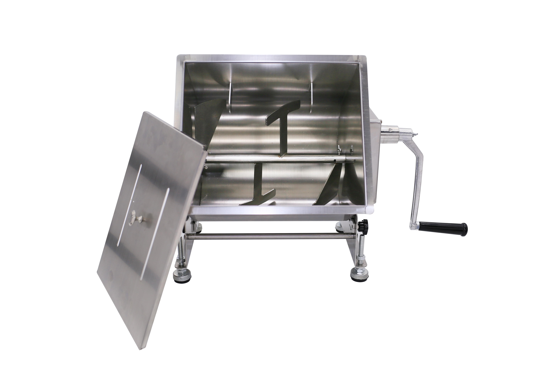 hakka 40 pound 20 liter capacity tilt tank manual meat mixers walmart com walmart com https www walmart com ip hakka 40 pound 20 liter capacity tilt tank manual meat mixers 848266468