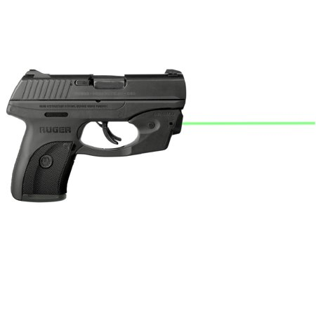 LaserMax Centerfire Green Laser with GripSense for Ruger