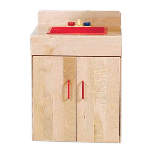 Kid's Play Heritage Sink in Maple Finish