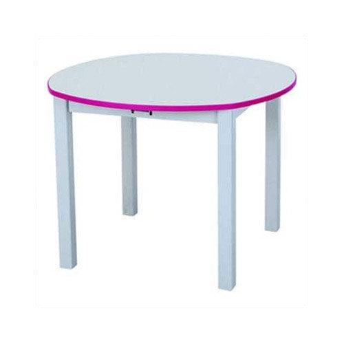 Jonti-Craft Rainbow 30'' Round Activity Table