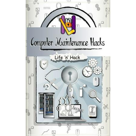 Computer Maintenance Hacks - eBook