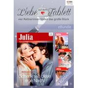 Liebe auf dem Tablett - vier Kellnerinnen finden das groe Glck - eBook