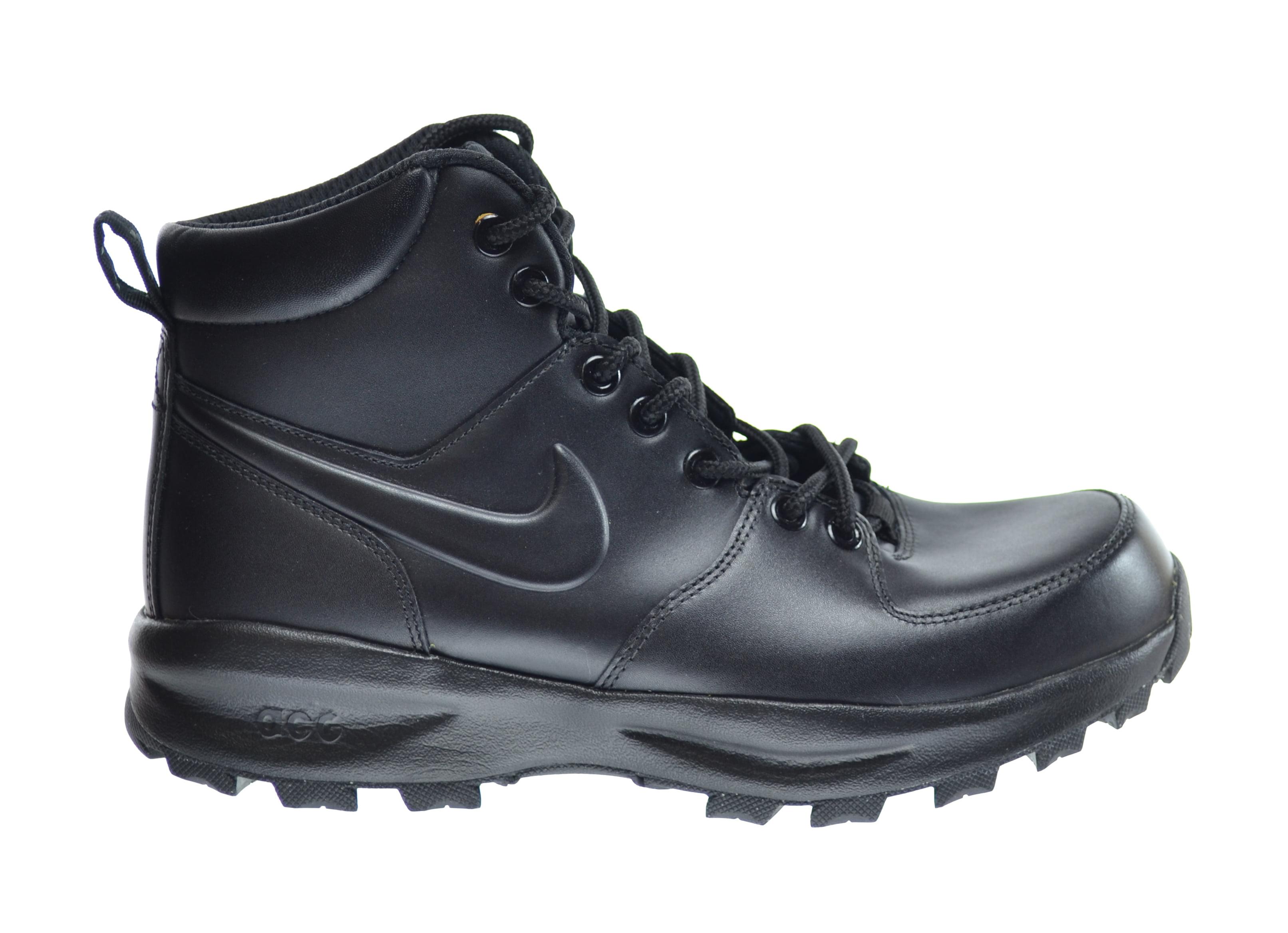 Nike Manoa Leather Men's Boots Black 454350-003 (7.5 D(M) US)