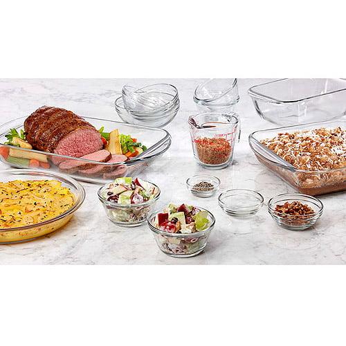 Anchor Hocking 15-Piece Baking Essentials Set