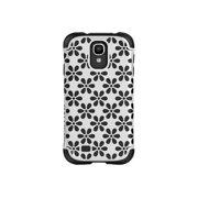 BALLISTIC UR1157-A08C Samsung(R) Galaxy S(R) 4 Urbanite(TM) Case (White/Black—Flowers)