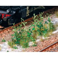 Walthers SceneMaster HO Scale Trackside Weeds Kit (Wild Flowers/Plants)