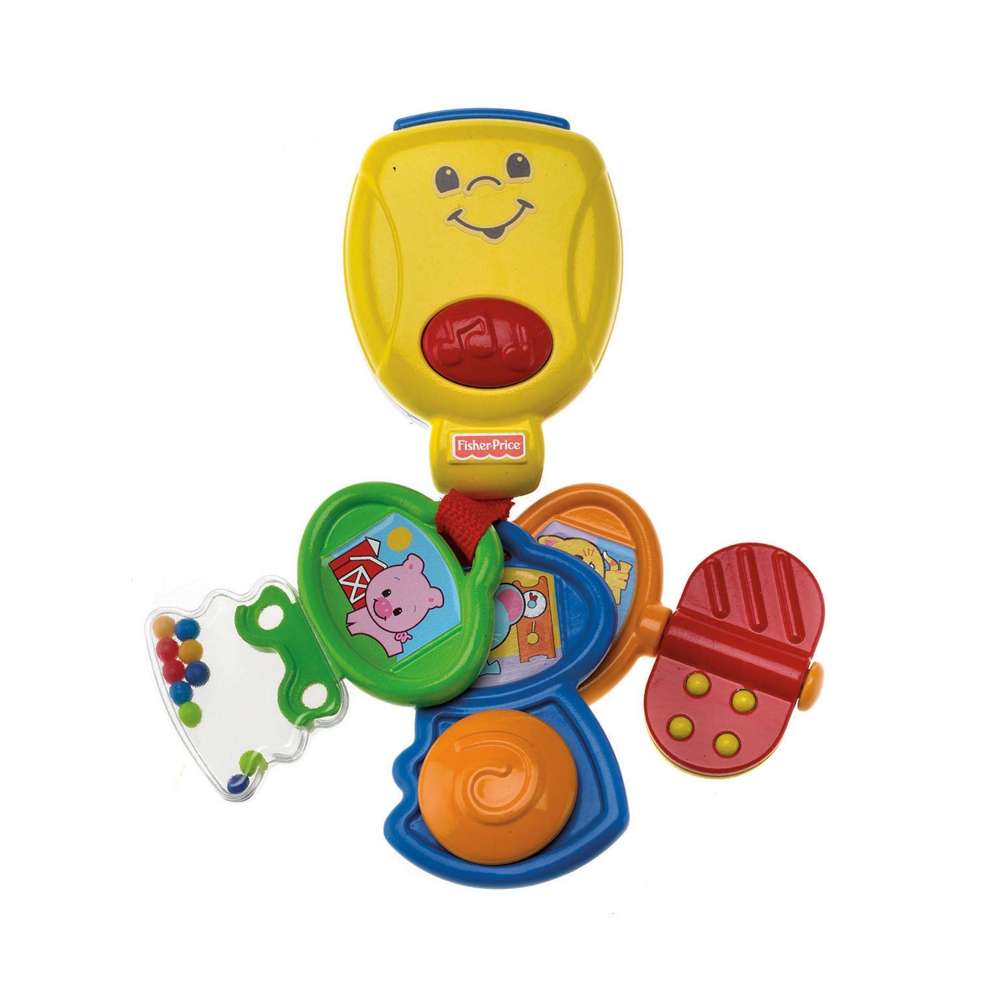 Fisher Price Brilliant Basics Nursery Rhyme Keys by Fisher-Price