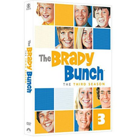 The Brady Bunch: The Third Season (DVD)