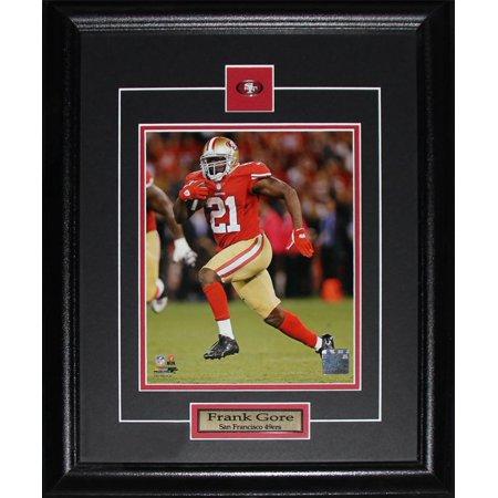 promo code 49063 c4c48 Frank Gore San Francisco 49ers 8x10 NFL Football Memorabilia Collector Frame