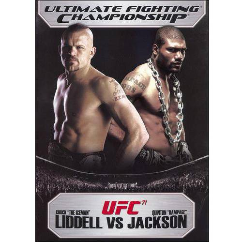 Ultimate Fighting Championship: Volume 71 - Liddell Vs. (Josh Koscheck Vs Chris Leben Full Fight)