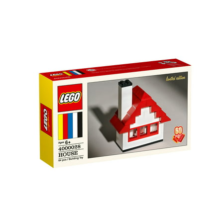 LEGO Classic 60th Anniversary House 4000028 - Online Only
