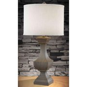 Design Craft Thal 32-inch Driftwood Finish Table Lamp