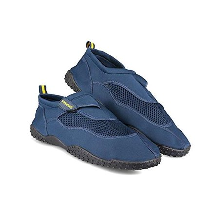 Fresko Mens Water Shoes Sports Aqua Shoes Big Size 13 14 15 (Water Shoes 15)