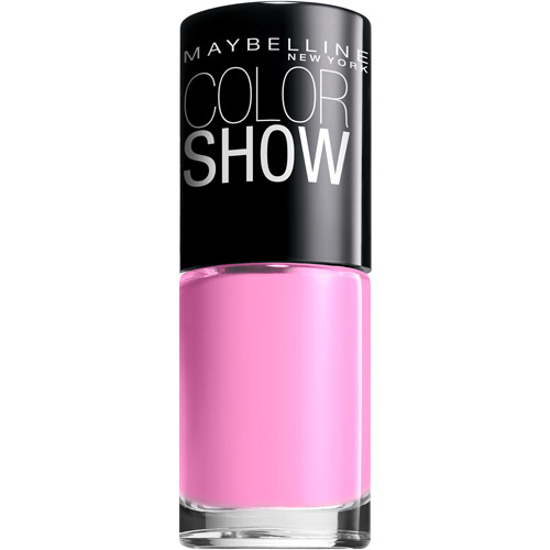 **Discontinued**Maybelline Color Show Nail Lacquer, Chiffon Chic