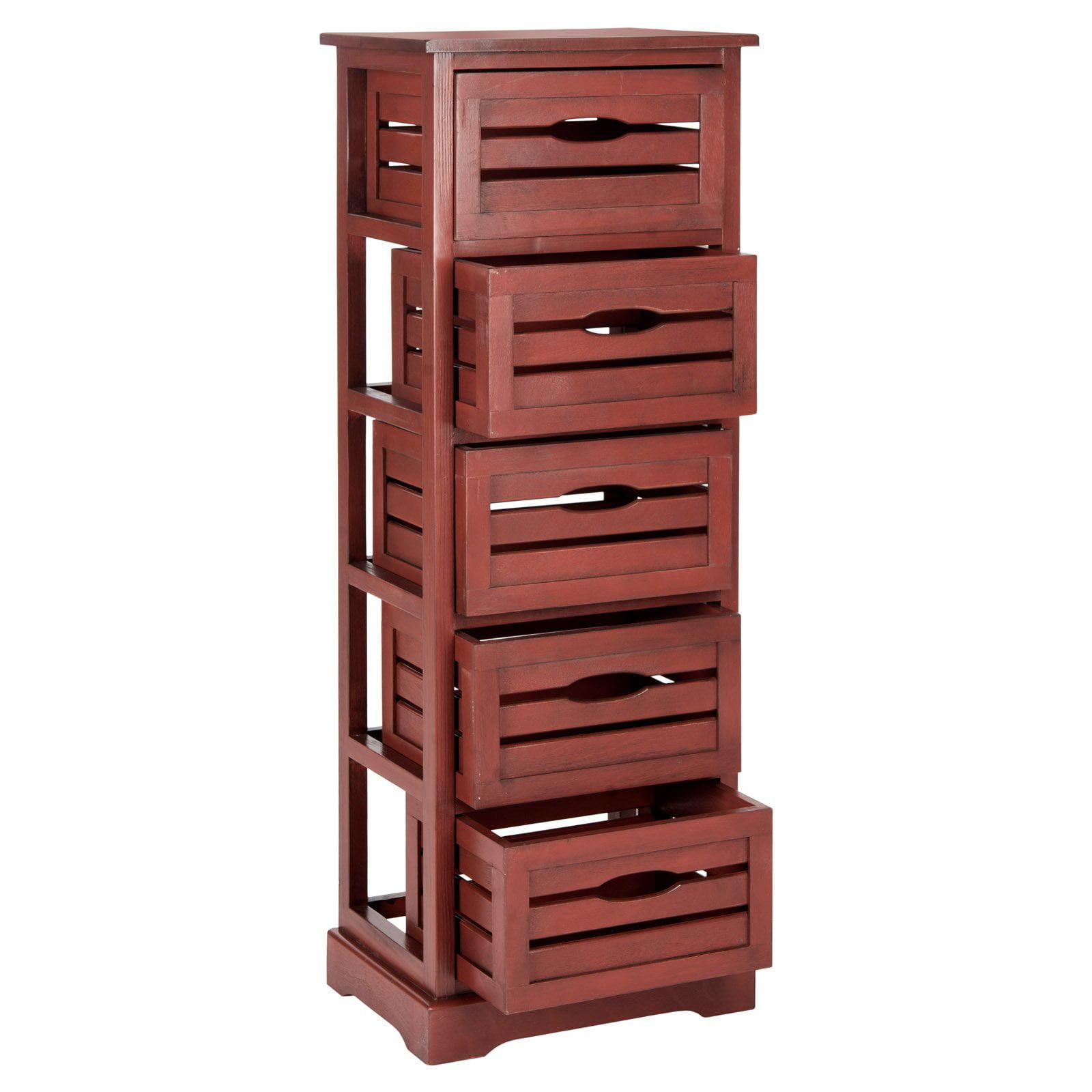 Safavieh Sarina 5 Drawer Cabinet