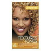 Clairol Textures & Tones 6G Honey Blonde, 1 ea (Pack of 2)