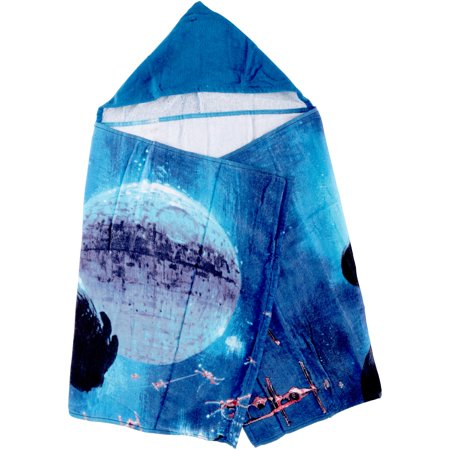 Disney Star Wars Hooded Towel Wrap, 1 Each