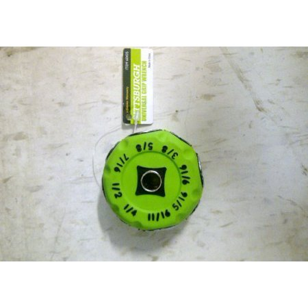 Universal Grip Wrench Round Shape Metric and SAE