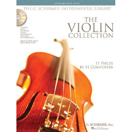 G. Schirmer Instrumental Library: The Violin Collection - Intermediate Level (Other)