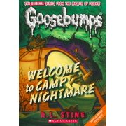 Welcome to Camp Nightmare (Classic Goosebumps #14) (Paperback)