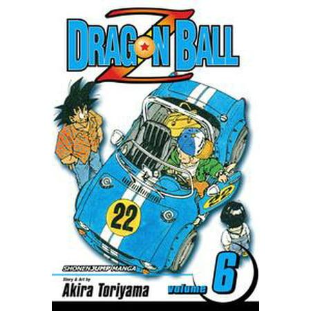 Dragon Ball Z, Vol. 6 - eBook (Dragon Ball Z Outfit)