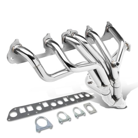 For 1987 to 1993 Jeep Cherokee / Wagoneer 4.0L Tubular Manifold TRI -Y Exhaust Header