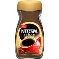 NESCAFE CLASICO Mild Medium Roast Instant Coffee 7 oz. Jar