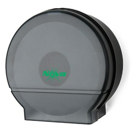 "Nova 9"" Single JRT Dispenser, RD002602-AE03, Smoke"