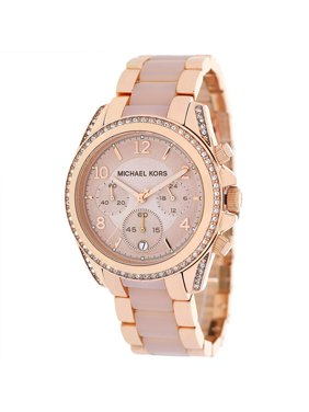 Michael Kors Women's Blair Chronograph Glitz Watch