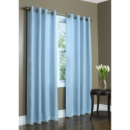 - Commonwealth Rhapsody Lined Voile Grommet Panel