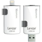 Lexar JumpDrive M20i 16GB USB 3.0 Flash Drive
