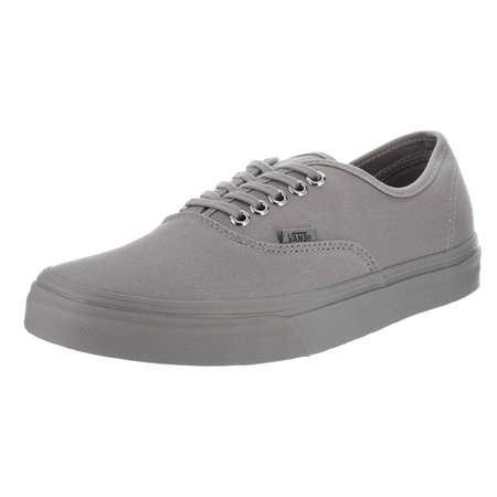 Vans Unisex Women Mens Shoes Authentic Mono Frost Gray Sneakers ()