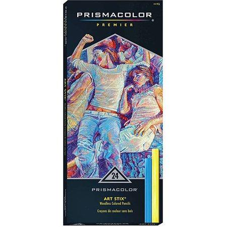 Prismacolor Art Stix Set, 12-Colors (Prismacolor Art Stix)
