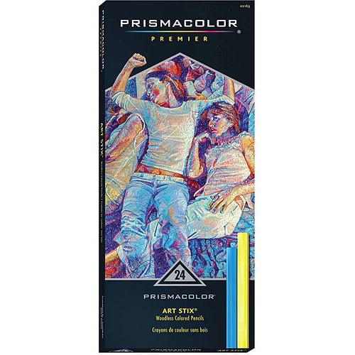 Prismacolor Premier Art Stix Set, Set of 24