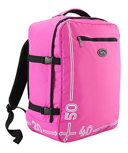 "Cabin Max Barcelona 20 X 16 X 8"" Carry on Luggage Backpack (pink) [Apparel] by Cabin Max"
