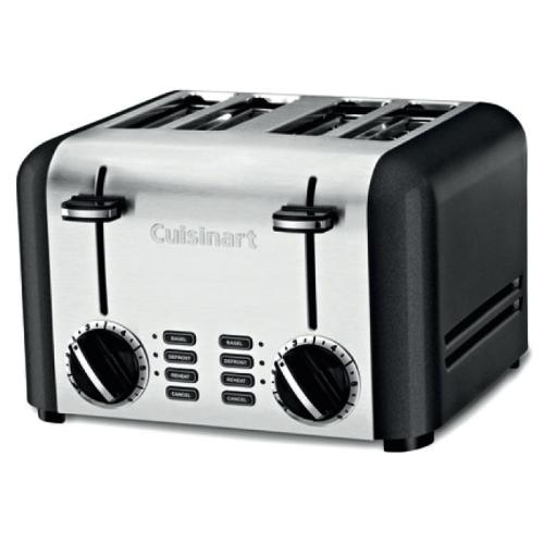 Cuisinart Elements 4 Slice Toaster (Manufacturers Refurbished)