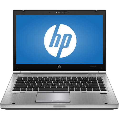 "Refurbished HP EliteBook 8470P 14"" Laptop, Windows 10 Pro, Intel Core i5-3320M Processor, 8GB RAM, 250GB Hard Drive"