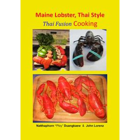 Maine Lobster, Thai Style - eBook