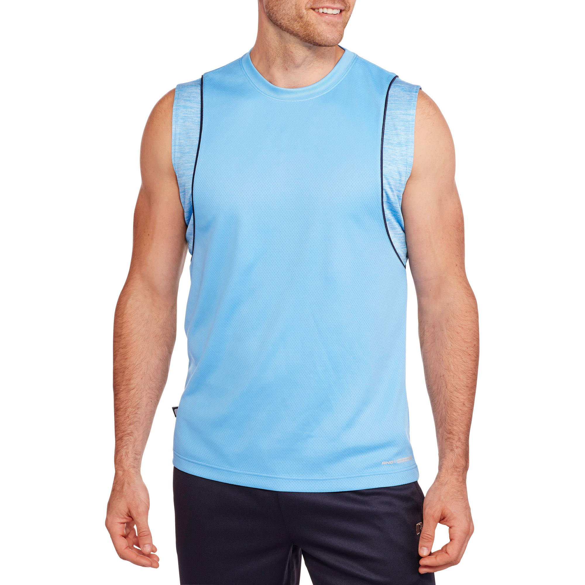AND1 Men's Performance Muscle Tank