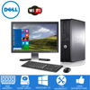 Dell - Optiplex Desktop Computer PC – Intel Core 2 Duo - 4GB Memory - 160GB Hard Drive - Windows 10 - 19  LCD For individuals that demand versatile mainstream desktop computing and robust remote systems management will find a cost-effective solution in our Refurbished Dell Series Desktops powered by Intel® Core 2 Duo Technology. These machines are streamlined for remote systems management, data and asset-security solutions, and the kind of chassis serviceability that helps keep working staff productive. The Intel® Core 2 Duo Processor on our Refurbished Dell series desktops are the perfect combination of technology to drive up performance to keep you working or gaming for hours.